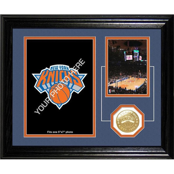 New York Knicks 'Fan Memories' Desktop Photomint