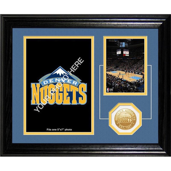 Denver Nuggets 'Fan Memories' Desktop Photomint