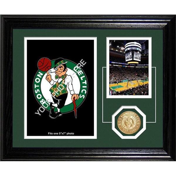 Boston Celtics 'Fan Memories' Desktop Photomint