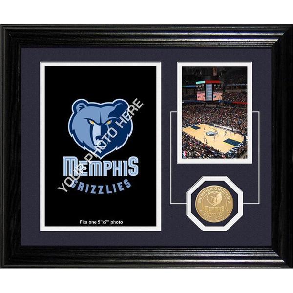 Memphis Grizzlies 'Fan Memories' Desktop Photomint