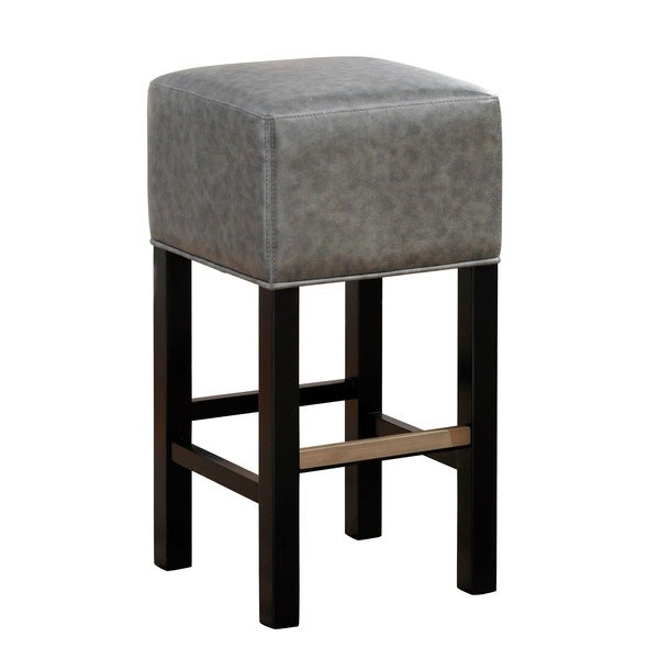 Isis Black Counter Height Stool Free Shipping Today