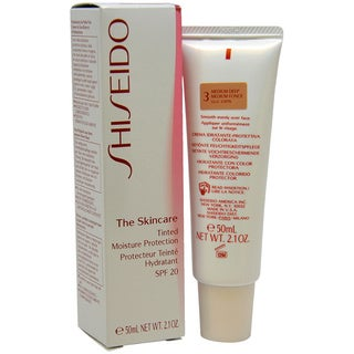 Shiseido The Skincare Medium Deep Tinted Moisture Protection