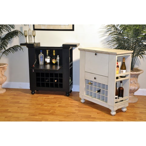 Whitaker Furniture Nantucket Bar Cabinet