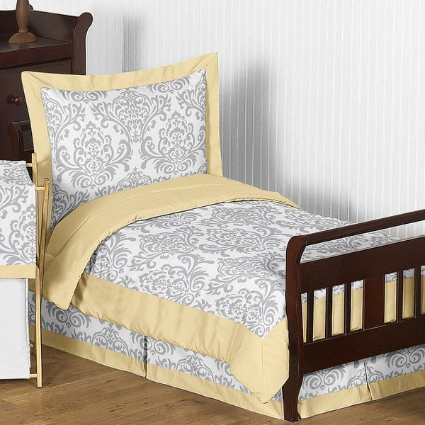 Sweet Jojo Designs Avery 5-piece Toddler Comforter Set