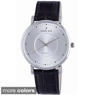 Johan Eric Men's Esbjerg Stainless Steel Watch