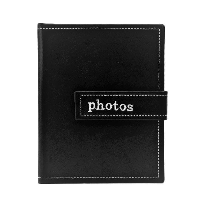 Kleer Vu Leatherette 5x7 Photo Album (Black 36 Photos 5x7...