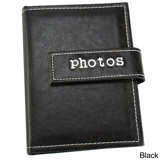 Kleer Vu Leatherette Photo Album (4 x 6)