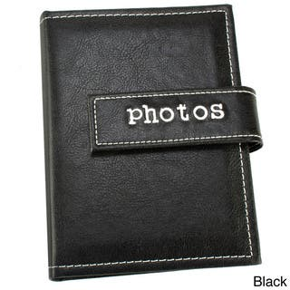 Kleer Vu Leatherette Photo Album (4 x 6)|https://ak1.ostkcdn.com/images/products/8699923/P15951201.jpg?impolicy=medium