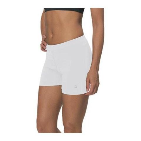Women's Fila Ball Short TW151JF1 White