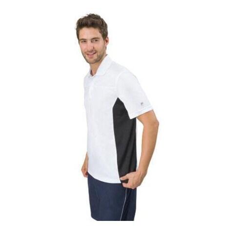 Men's Fila Core Color Blocked Polo