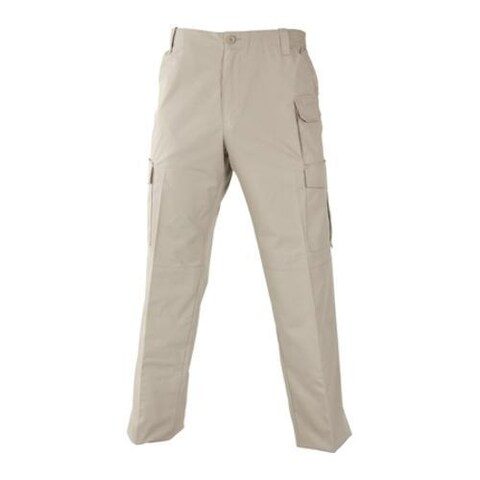 Men's Genuine Gear Ripstop Tactical Trouser 60C/40P Unfinished Khaki
