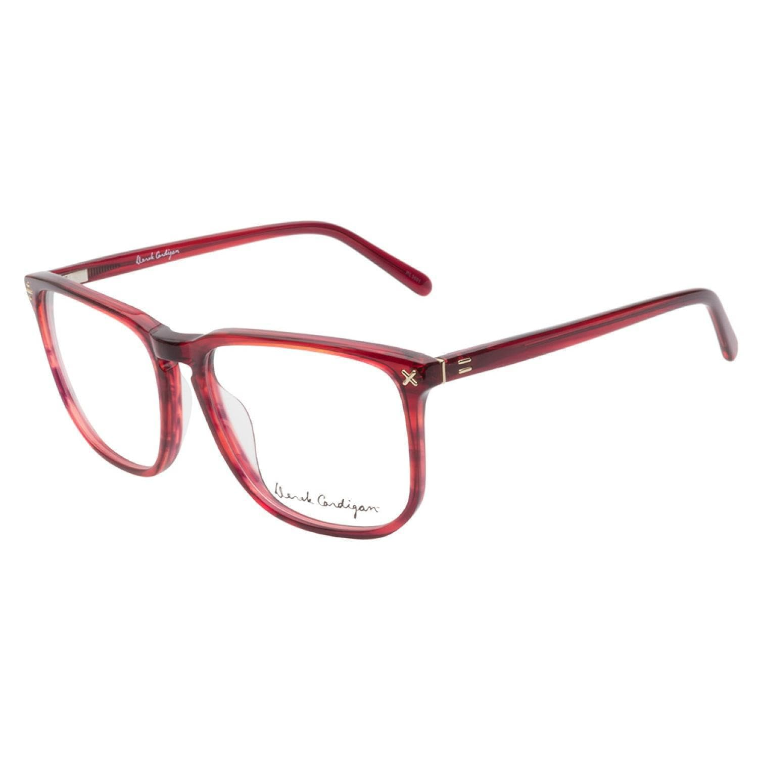 1fefbc41872 Shop Derek Cardigan 7032 Crimson Prescription Eyeglasses - Free Shipping  Today - Overstock.com - 9802071