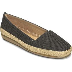 Women's Aerosoles Solitaire Black Burlap