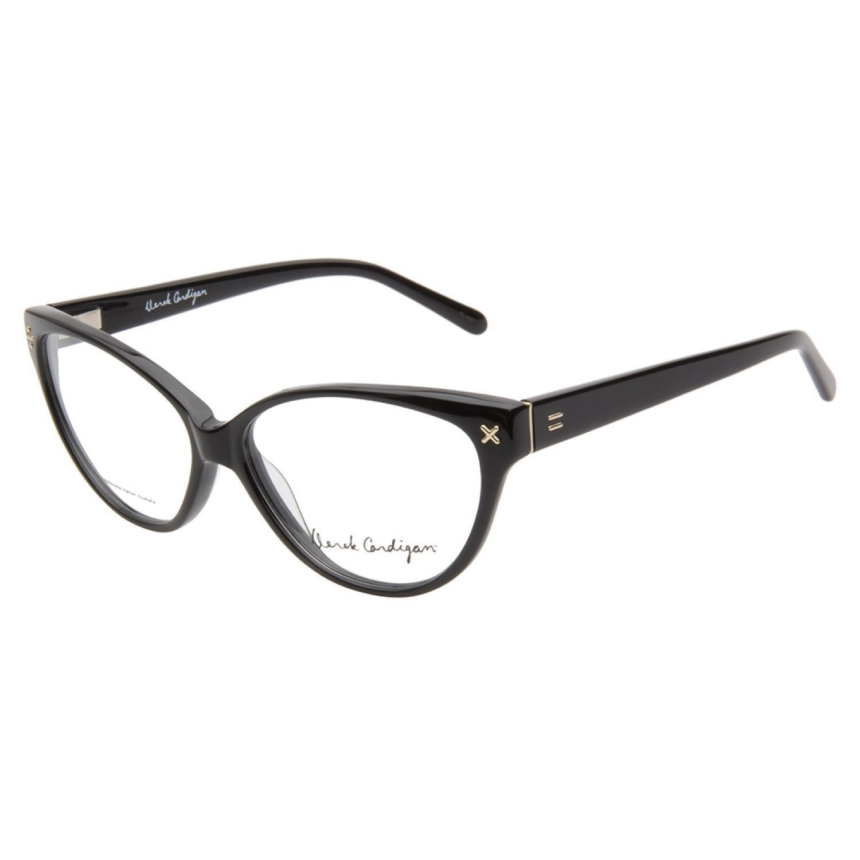 aebf5a801221 Shop Derek Cardigan 7034 Black Prescription Eyeglasses - Free ...