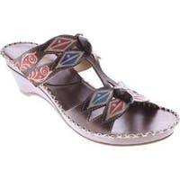 Women's Spring Step Sorriso Brown Leather