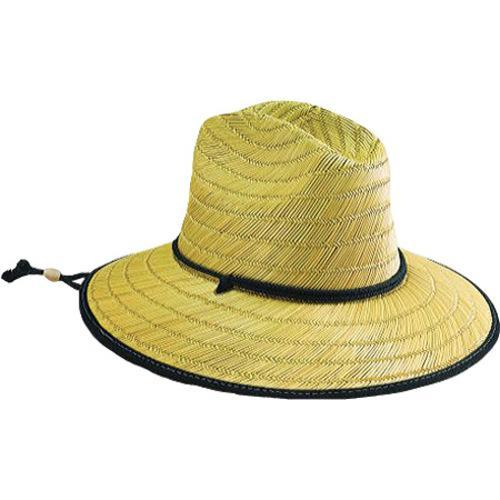 40fe843f8df0b Shop Men s San Diego Hat Company Lifeguard Hat RSM542 Natural - Free  Shipping On Orders Over  45 - Overstock - 9816902