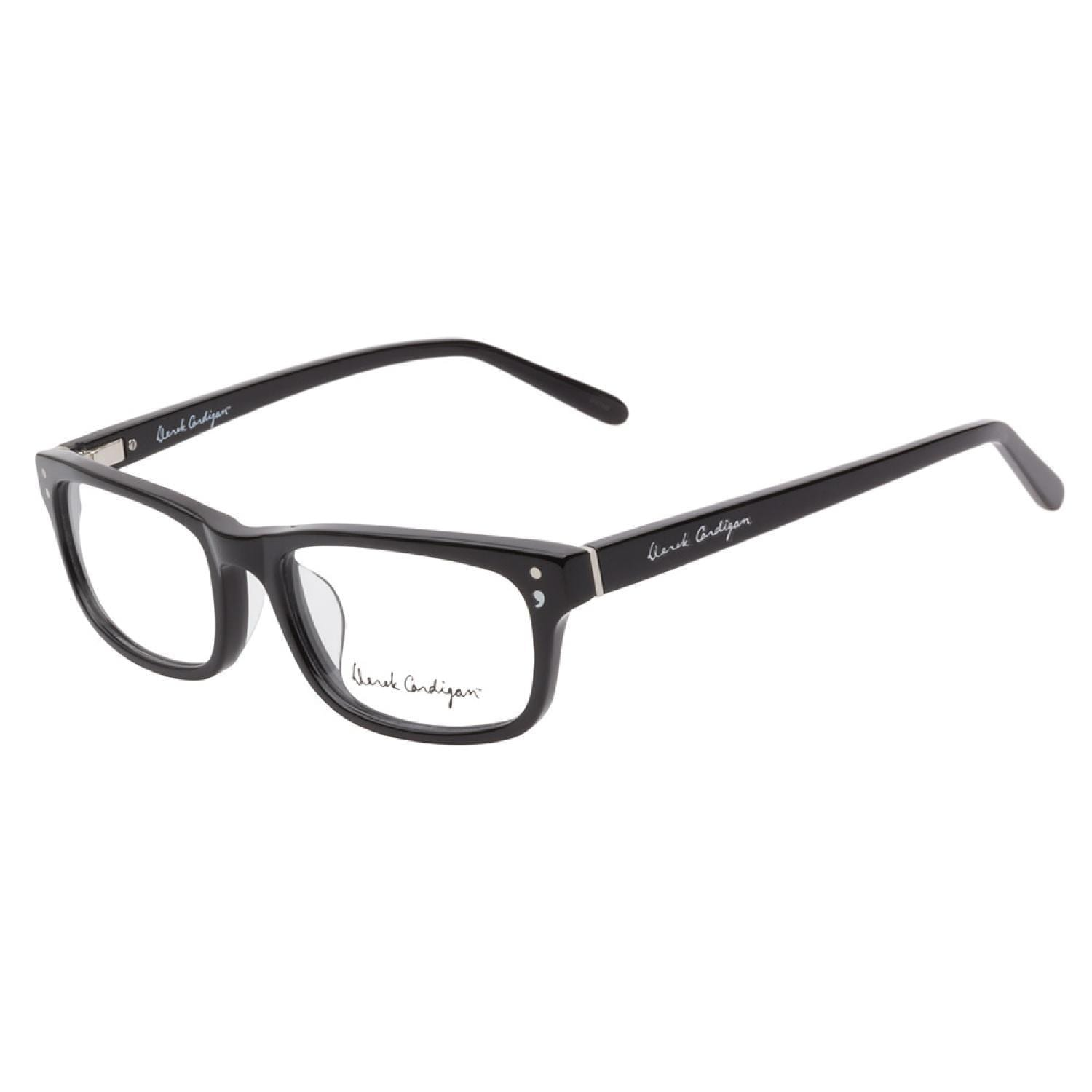 fc325f81c46 Shop Derek Cardigan 7518 Black Prescription Eyeglasses - Free ...