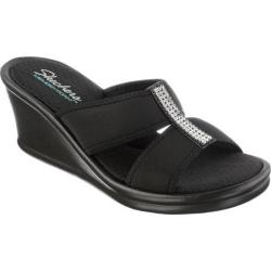 Women's Skechers Rumblers Risk Taker Black