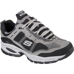 Men's Skechers Vigor 2.0 Trait Charcoal/Black