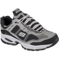 Men's Skechers Vigor 2.0 Trait Charcoal/Black