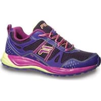 Women's Fila Statique Mysterioso/Deep Blue/Rose Violet