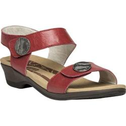 Women's Propet Annika Cayenne Leather