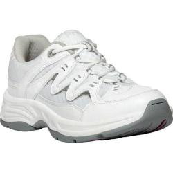 Women's Propet Evie White Leather/Mesh