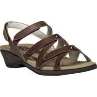 Women's Propet Lizzette Chestnut Leather