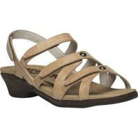 Women's Propet Lizzette Oyster Leather