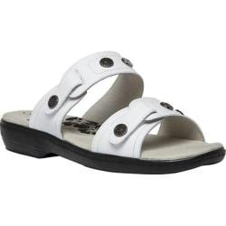 Women's Propet Roni White Supple Leather