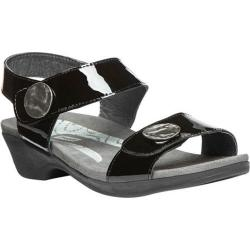 Women's Propet Annika Black Patent Leather