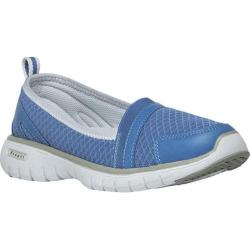 Women's Propet TravelLite Slip-On Periwinkle Nylon