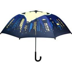 Boys' Western Chief Batman Umbrella Black