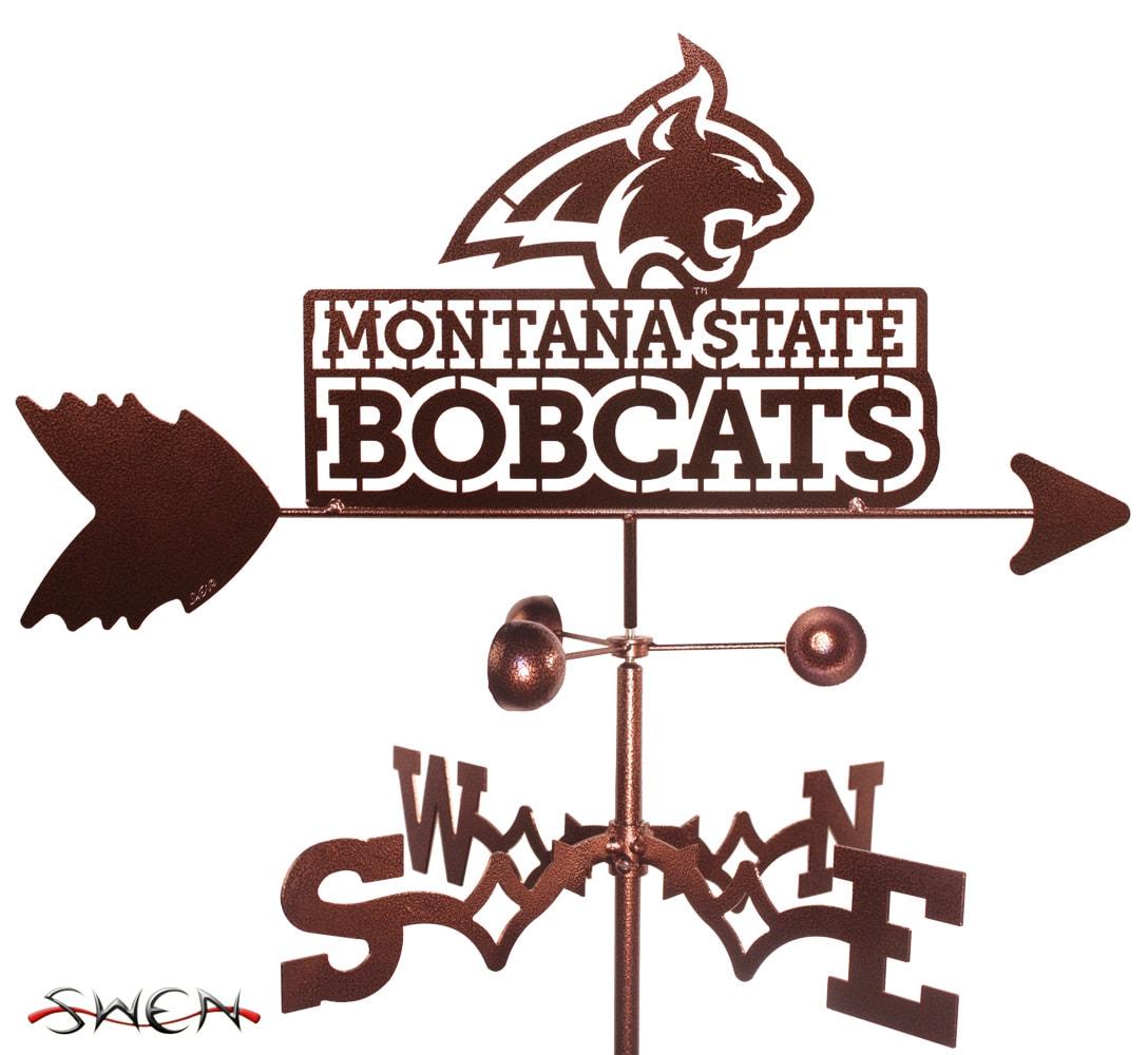 Montana State Bobcats Weathervane