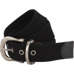 A Kurtz Caleb Webbed Belt Black