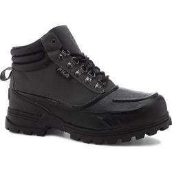 Fila Men's Weathertec Black/Castlerock/Black