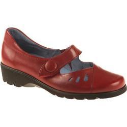 Women's ara Abigail 32759 Red Leather