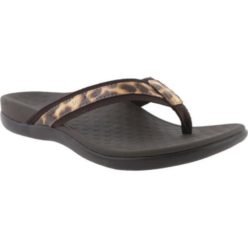 7ee03c14e0 Shop Women's Vionic with Orthaheel Technology Tide II Brown Leopard - Free  Shipping Today - Overstock - 9967014