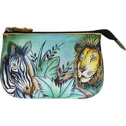 Women's Anuschka Medium Coin Purse African Adventure