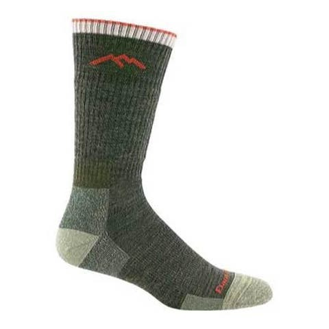 Men's Darn Tough Vermont Boot Sock Cushion 1403 (2 Pairs) Olive