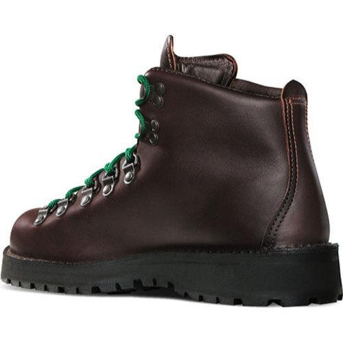 danner mountain men 39 s boots light ii brown leather free shipping. Black Bedroom Furniture Sets. Home Design Ideas