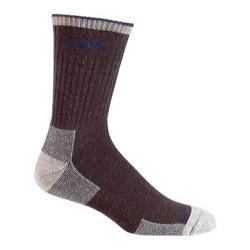 Men's Darn Tough Vermont Micro Crew Sock Cushion 1466 (2 Pairs) Chocolate