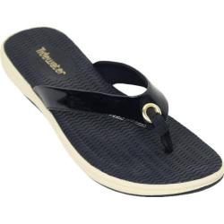 Women's Tidewater Sandals Portland Black Black