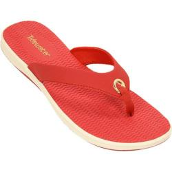 Women's Tidewater Sandals Portland Red Red