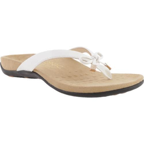 2a8e69142374 Shop Women s Vionic with Orthaheel Technology Bella II White - Free  Shipping Today - Overstock - 9972130
