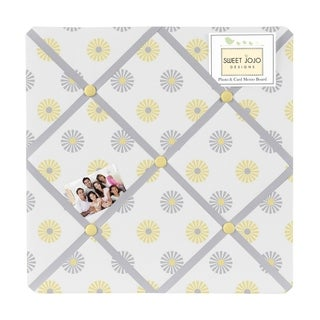 Sweet Jojo Designs Mod Garden Fabric Bulletin Board