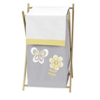 Sweet Jojo Designs Mod Garden Laundry Hamper