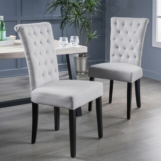 Venetian Tufted Dining Chairs (Set of 2) by Christopher Knight Home|https://ak1.ostkcdn.com/images/products/8700657/P15951770.jpg?_ostk_perf_=percv&impolicy=medium