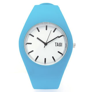 TAGI Gear Women's 'Norterra' Blue Silicone Watch