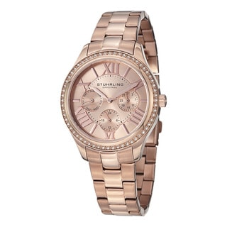 Stuhrling Original Women's Lady Majestic SE Quartz Bracelet Watch